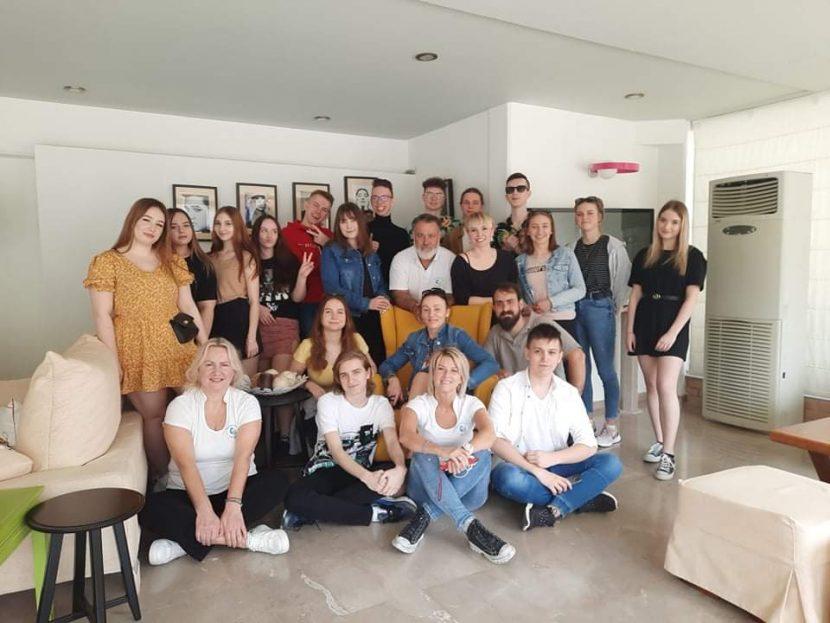 Nasza młodzież na stażu w Grecji